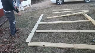8x10' Deck Install