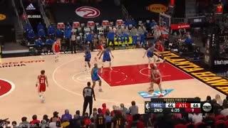 Milwaukee Bucks vs Atlanta Hawks GAME 3 Highlights 2nd Qtr | 2021 NBA Playoffs