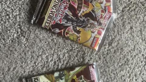 New packs