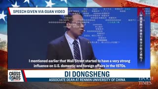 Member of Xi Jinping's Brain Trust Brags About Infiltrating America