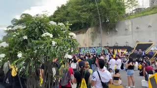 Gran protesta del silencio - Bucaramanga