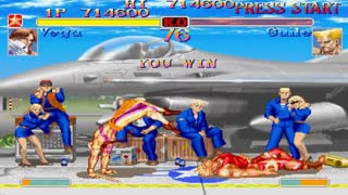 2021 Evolution Of Street Fighter All Series Games