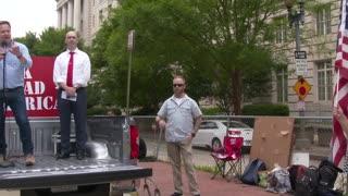 LAA Rally Against Political Persecution: Attorney John Pierce