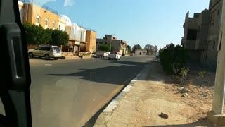 Footage Of Dahab Old Streets
