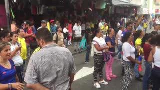 Vendedores ambulantes de Bucaramanga