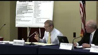 Jim Jordan EXPOSES Dr. Fauci's Lies!