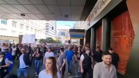 Prosvjedi Australija (8.2021)