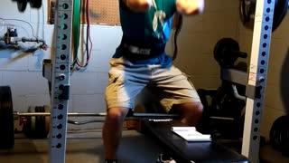 300 front squat