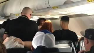 /20/21 Spirit Airlines Flight NK1121. Chicago O'hare to Las Vegas B B