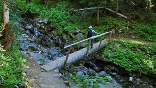 Mount Rainier National Park 4K Nature Documentary Film Trailer 1