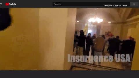 Capitol Riot Instigator actually a CNN Employee!
