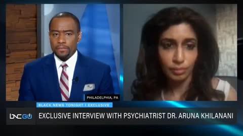 "Yale Psychiatrist Aruna Khilanani Says She Agrees That White People Are ""Psychopathic"""