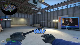 Counter-Strike Global Offensive funny moments GLOBAL ELITE VS SILVER
