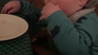 Baby Discovers He Doesn't Like Lemons