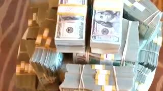 dollar table