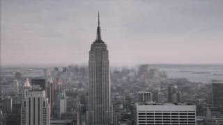 Empire State Building Explosion/Collapse