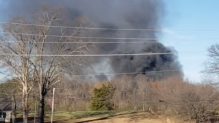 House Fire in Cookeville