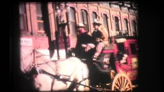 El Paso Rodeo Parade - 1950s