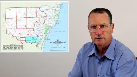 Area limits on electorates are essential.