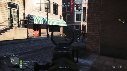 Battlefield 5. Secret Jump Pad On The Rotterdam map?
