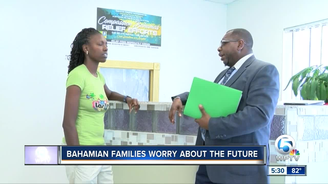 Bahamian families worry about the future