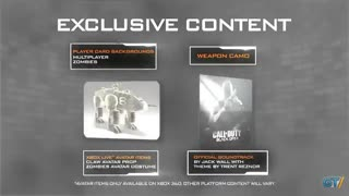 Call of Duty Black Ops II - Eclipse Collector's Edition Trailer