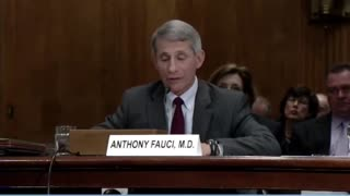 In Resurfaced Video Fauci Says Risks of Gain-of-Function Research Are Worth It