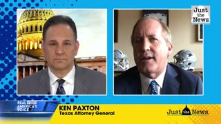 Ken Paxton on Nancy Pelosi wanting to file articles of impeachment