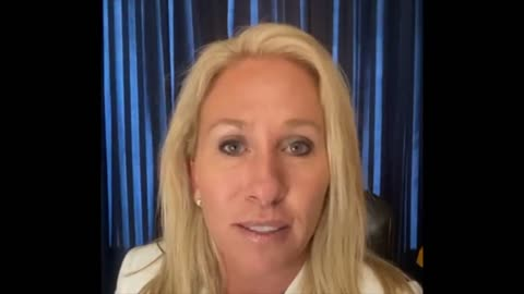 Marjorie Taylor Greene Announces AOC Debate in BRUTAL Video