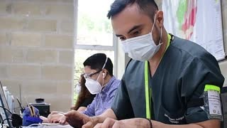 Estos son los expertos que enfrentan al coronavirus en Santander