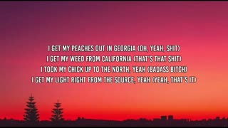 Justin Bieber | PEACHES with lyrics