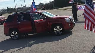 Bolingbrook Illinois #StopTheSteal Caravan