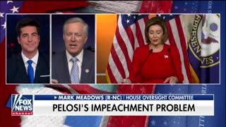 Mark Meadows exposes Democrats celebrating impeachment