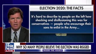 Why do Republicans believe there was voter fraud in the 2020 election?
