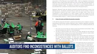 #Breaking Auditors Find Omissions, Inconsistencies And Anomalies With Maricopa County Ballots Number