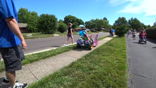Fourth of July Parade for Kids Video! Part 8