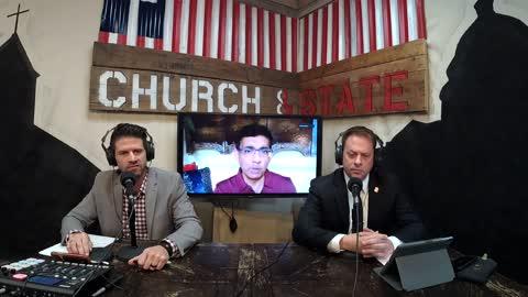 Church & State interviews Dinesh D'Souza Live!!!! Church@State