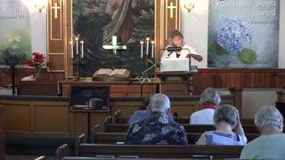 Sunday Service for July 4, 2021