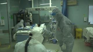 China eleva a 1.868 los muertos y a 72.436 los infectados por COVID-19