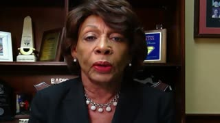 """Maxine Waters Says Trump """"Should Be Charged With Premeditated Murder"""""""