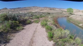 Strode Basin To Poison Creek, An Easy Ride