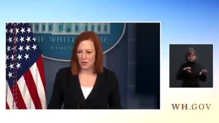 Psaki Gives RIDICULOUS Excuse For Biden Not Holding Press Conferences