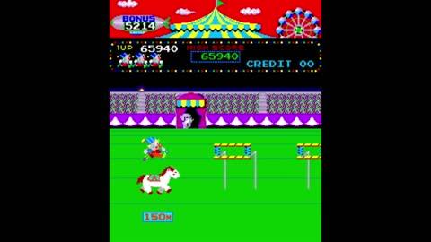 Circus Charlie - Arcade