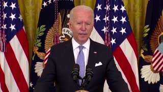 Biden's new vaccine rules for federal workers...!!!