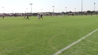 Solar Cup - Game 1 v McKinney United half 2