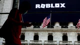 Gaming company Roblox surges 54% NYSE debut