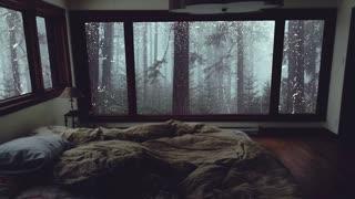 Relaxing Rain Sounds For Sleep