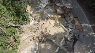 Emergencia por lluvias en Piedecuesta 2