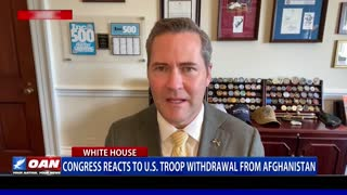Congress reacts to U.S. troop withdrawal from Afghanistan