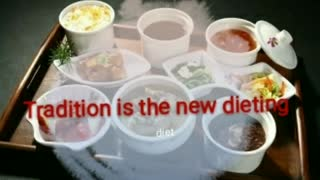 Weight loss with this Traditional Chinese Diet